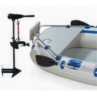 Electric trolling motors for boats electric trolling for Strongest 12v trolling motor