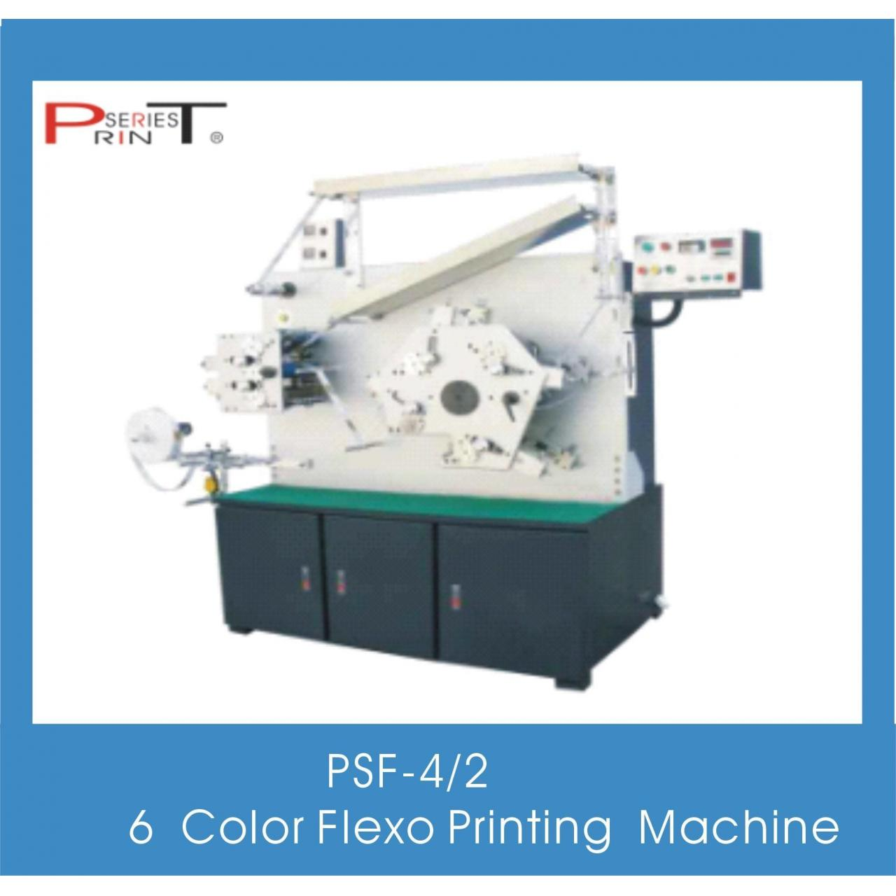Buy cheap 6 Color Flexo Printing Machine product