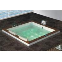 Buy cheap Square Built-in Jacuzzi Tub product