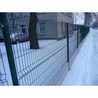 Buy cheap welded curved fence product