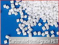 China Plastic Raw Materials PET Carbonated Bottle-grade Chips on sale