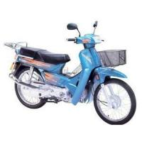 Buy cheap 70cc Blue Moped product