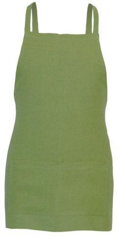 "Quality Organic Hemp Apron (23.75"" x 25"") for sale"