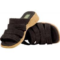 Buy cheap Organic Hemp Crochet Slides (Nat) product