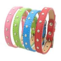Buy cheap Leather dog collar & lead from Wholesalers