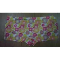 China Lady's printed boxer shorts on sale