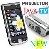 New Projector Mobilephone P790 TV WIFI JAVA Dual Sim Card Dual Camera