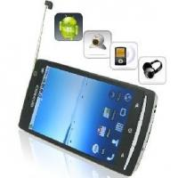 China Android 2.2 OS 4.0 Inch Touchscreen TV Smartphone with Dual Camera + AGPS on sale