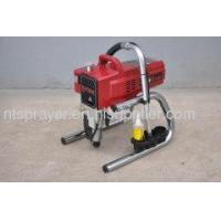 Buy cheap Piston paint sprayer high Pressure Electric Airless Paint Sprayer product