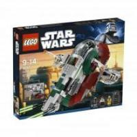 China Toys, Puzzles, Games & More Lego 8097 Star Wars Slave I on sale