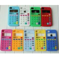 Buy cheap silicone calculator case for iphone 4g,soft case product