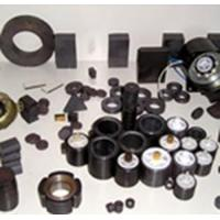 Sintered Ring Ferrite Magnets With Multiple Poles