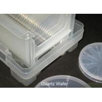 Buy cheap SEMI Wafer CrystalQuartz… from Wholesalers