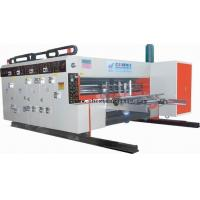 Buy cheap printing slotter die-cutting machine product