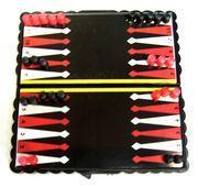 Buy cheap Backgammon Magnetic Travel Game product