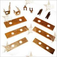 China Copper Sheet Metal Parts on sale