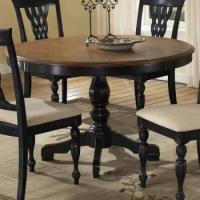 Buy cheap Embassy Dining Table w/Cherry Wood Top from wholesalers