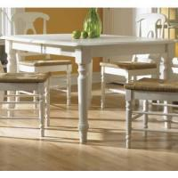 Buy cheap Simply Linen Rectangle Dining Table from wholesalers