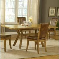 Buy cheap Grand Bay Oak Rectangle Dining Table from wholesalers