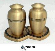 Buy cheap Brass Companion Cremation Urns product