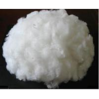Buy cheap 1.5d * 38mm super white of recycled polyester staple fiber product