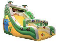 Buy cheap animal$fruit inflatable slides[IG-029] from Wholesalers
