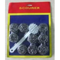 Buy cheap A6115D s/10 wire scourer with handle stocks product