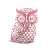 Buy cheap Breast Cancer Support Owl Figurine: Give A Hoot For HopeModel # CT903317001 product