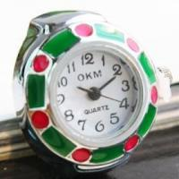 Buy cheap Wholesale Ring Sales Red-Green 145168 from Wholesalers