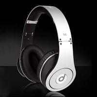 Buy cheap New Monster Beats By Dr. Dre Studio Headphones Offical Sliver product