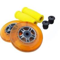 Buy cheap ORANGE Replacement Razor Scooter WHEELS BEARINGS GRIPS product