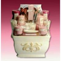 Buy cheap Gift Basket Drop Shipping MA7054-1 Love of Roses Deluxe Candle Assortment product