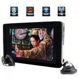 Buy cheap 8GB MP4 + MP3 media Player with FM Transmitter (3 Inch LCD)[CVID-C24] product