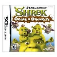 Buy cheap Shrek the Third: Ogres and Donkeys DS/DSL/DSi Game product