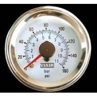 Buy cheap Talon Viair 2 Inch Dual Needle Air Gauge with Illuminated White Face - 90083 product