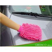 Buy cheap Chenille and Microfiber Cleaning Glove product