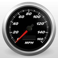 "Buy cheap 3-3/8"" Speedometer from Wholesalers"