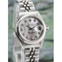 China A ROLEX FULL STEEL LADY OYSTER PERPETUAL DATEJUST - MOP Rolex Lady Size on sale