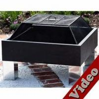 Buy cheap HotSpot Square Fire Pit from Wholesalers