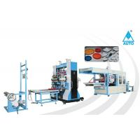 Vacuum Blister Thermoforming Production Line XC40-