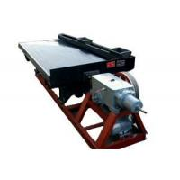 Beneficiation Equipments Shaking Table