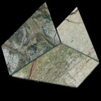 Buy cheap Field Tile Forest Marble Green Geo Tile product