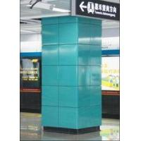 Buy cheap Easy assembly & attractive color baking enamel exterior wall panels for walls product