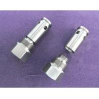 Buy cheap Custom Machined Parts High Precision Hydraulic inserting and Installing Thread Valves product