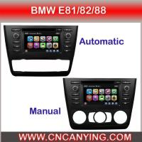 Buy cheap Car DVD GPS for BMW E81/82/88 Manual/Automatic (CY-A170) product