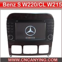 China Special Car DVD Player for Benz S W220/CL W215(CY-8800) on sale