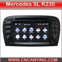 Buy cheap Special Car DVD Player for Mercedes SL R230(CY-8817) product
