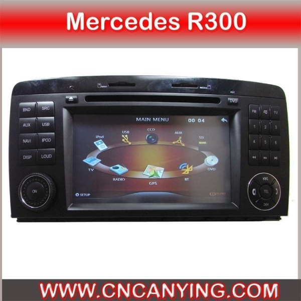 Quality Special Car DVD Player for Mercedes R300(CY-9306) for sale
