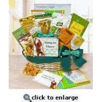 Buy cheap Get Well Gift Basket Hang In There product
