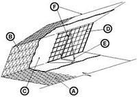 Buy cheap Green Terra mesh product